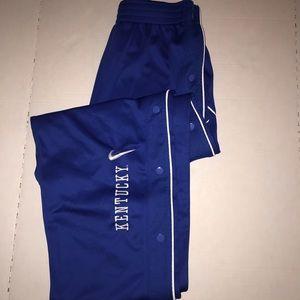 Nike Kentucky Warm up Pants